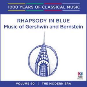 Music Of Gershwin And Bernstein: Vol. 90
