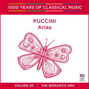Puccini - Arias: Vol. 60 Product Image