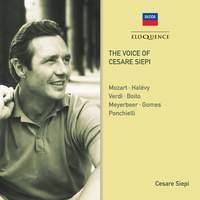 The Voice of Cesare Siepi