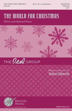 Anders Edenroth: The World for Christmas Product Image