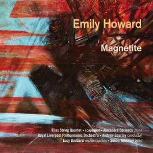 Emily Howard: Magnetite Product Image