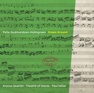 Gudmundsen-Holmgreen: Green Ground