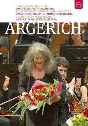 Argerich: Anniversary Compilation