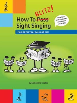 How To Blitz! Sight Singing Product Image