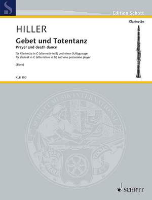 Hiller, W: Prayer and death dance