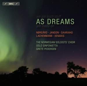 As Dreams - Choral Music