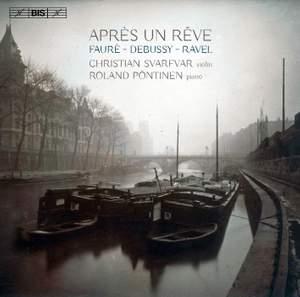 Après Un Rêve - Violin and Piano
