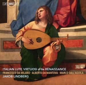 Italian Lute Virtuosi of the Renaissance Product Image