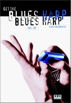 Janes Klemencic: Get The Blues Harp Klemencic