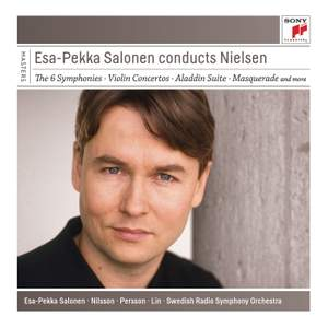 Esa-Pekka Salonen conducts Nielsen