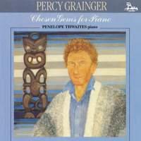 Grainger: Chosen gems for piano