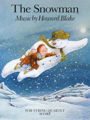 Howard Blake: The Snowman String Quartet