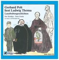 Well, C: Gerhard Polt liest Ludwig Thoma