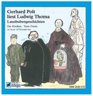 Well, C: Gerhard Polt liest Ludwig Thoma Product Image