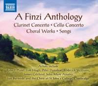 A Finzi Anthology