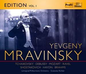 Yevgeny Mravinsky Edition Volume 1