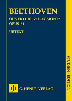 Beethoven, L v: Egmont Overture op. 84