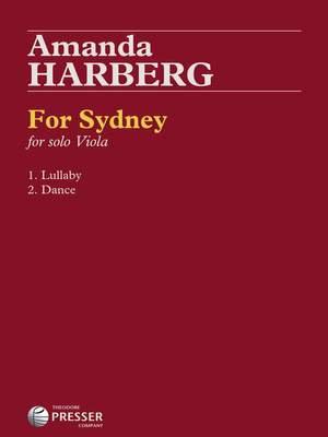 Amanda Harberg: For Sydney