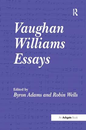 Vaughan Williams Essays