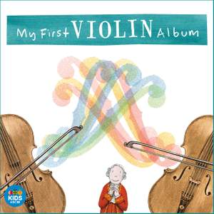 My First Violin Album Product Image