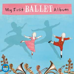 My First Ballet Album Product Image