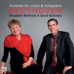 Beethoven: The Sonatas for violin & fortepiano Nos. 6-10 Product Image