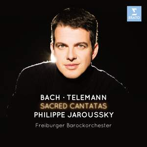 JS Bach & Telemann: Sacred Cantatas (CD+DVD Deluxe)