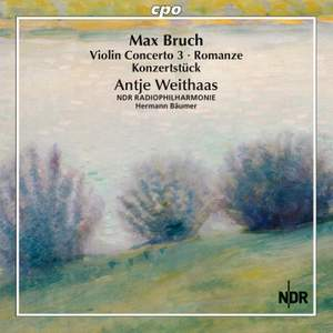 Bruch: Complete Works for Violin and Orchestra Vol. 3 Product Image