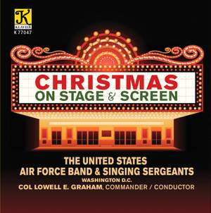 Christmas on Stage & Screen Product Image
