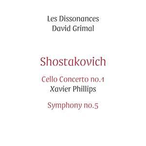 Shostakovich: Cello Concerto No. 1 & Symphony No. 5 Product Image
