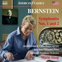 Bernstein: Symphonies Nos. 1 & 2