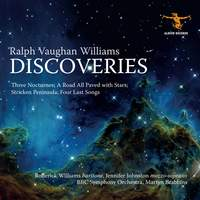 Ralph Vaughan Williams: Discoveries