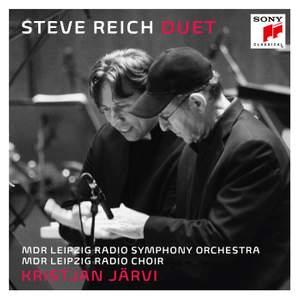 Steve Reich: Duet Product Image