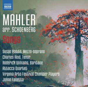 Mahler (arr. Schoenberg): Songs Product Image