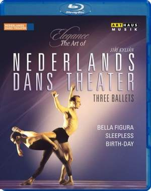 The Art of Jiri Kilian - Three Ballets