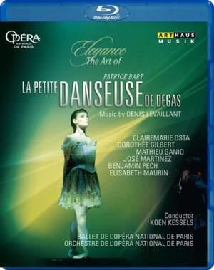 The Art of Patrice Bart - La Petite Danseuse de Degas