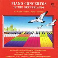 Piano Concertos in the Netherlands