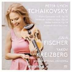 Julia Fischer plays Tchaikovsky