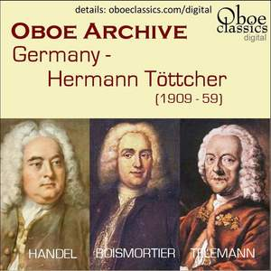 Oboe Archive - Hermann Tottcher Product Image