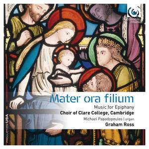 Mater ora filium: Music for Epiphany Product Image