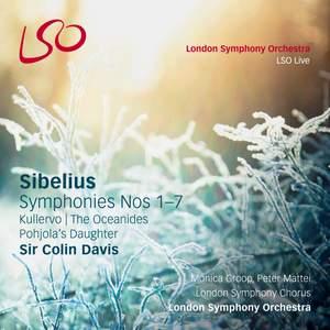 Sibelius: Symphonies Nos. 1-7 Product Image