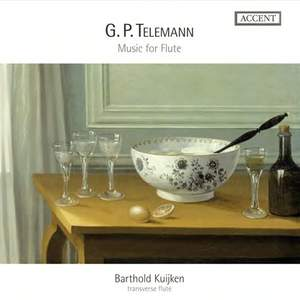 Telemann: Music for Flute
