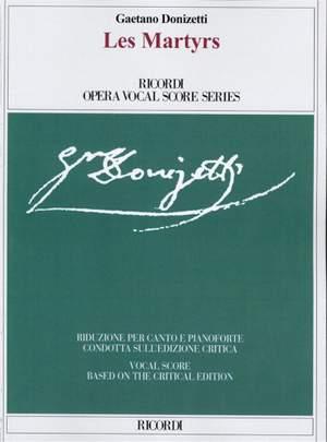 Gaetano Donizetti: Les Martyrs