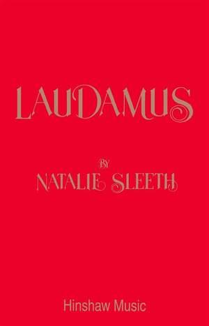 Natalie Sleeth: Laudamus