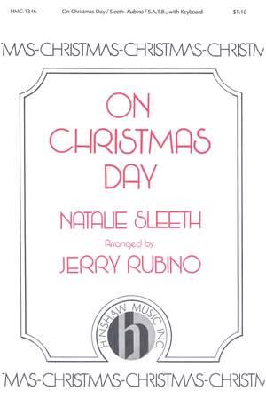 Natalie Sleeth: On Christmas Day