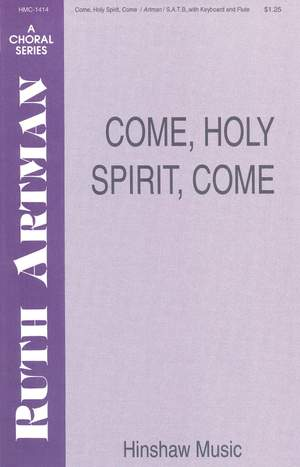 Ruth Artman: Come, Holy Spirit, Come Product Image