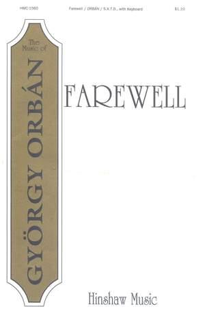 György Orbán: Farewell