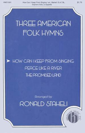 Robert Lowry: How Can I Keep From Singing