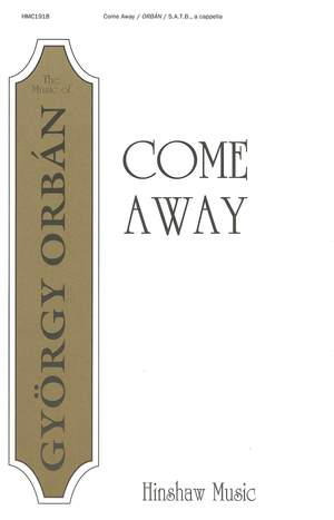 György Orbán: Come Away