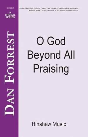 Gustav Holst: O God Beyond All Praising